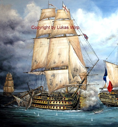 Lord Nelson, battle of trafalgar, Victory, Royal Navy