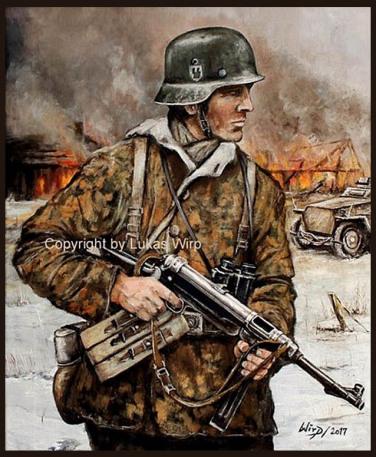 Waffen Ss Panzer Grenadier Wallpaper 0425