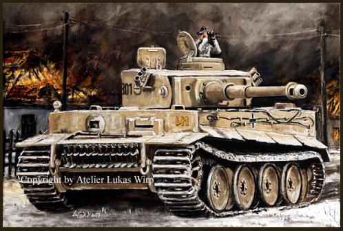 Waffen SS Panzer 2. Weltkrieg Ostfront Bilder