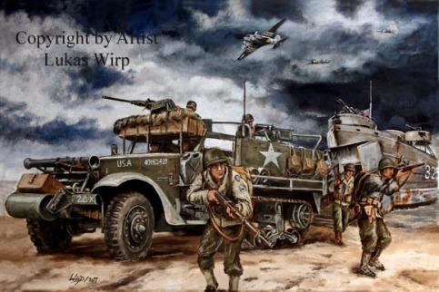 Militär Bilder US Army World War 2
